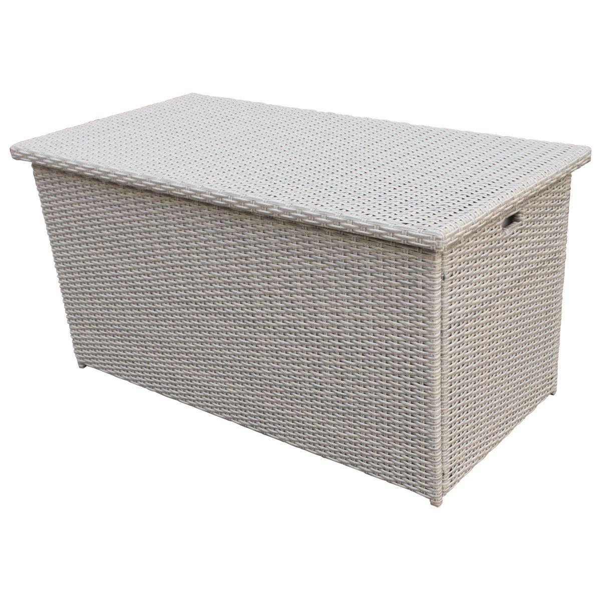 Sirio Grey Color Patio Storage Box Starsong Outdoor