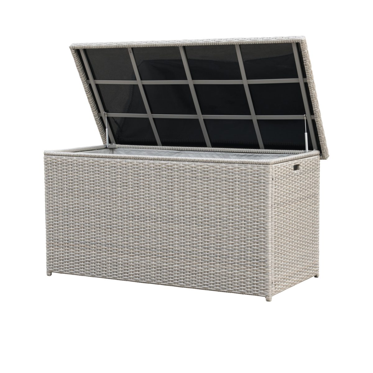 Sirio Grey Color Patio Storage Box
