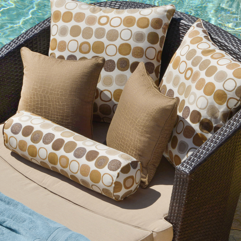 tan chair cushions