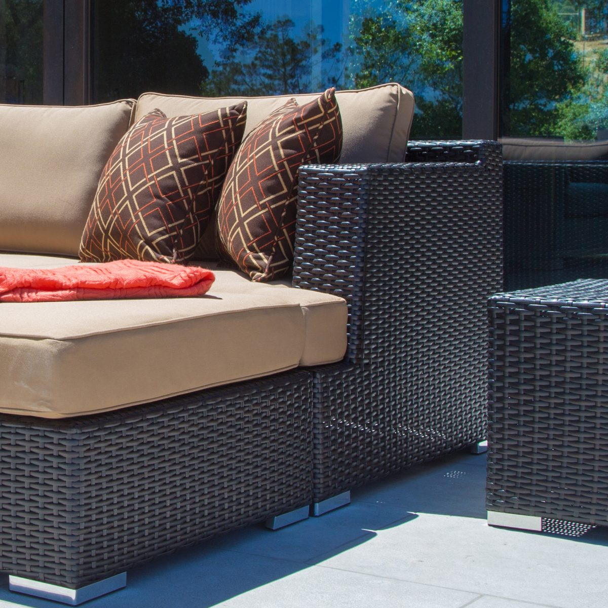 Why Wicker Furniture is Great for Your Outdoor Living ... on Outdoor Living Wicker id=43953