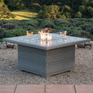 Sirio Collection Niko Fire Table