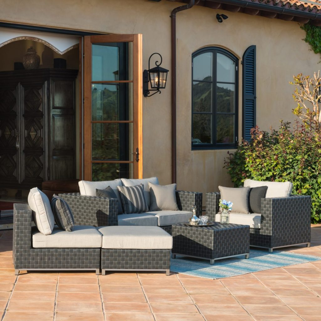 Starsong Sirio Collection - Soho 6 piece seating set