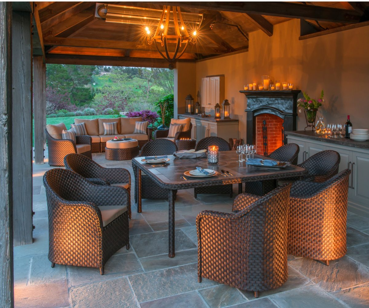 How to Create the Perfect Fall Outdoor Entertaining Area ...