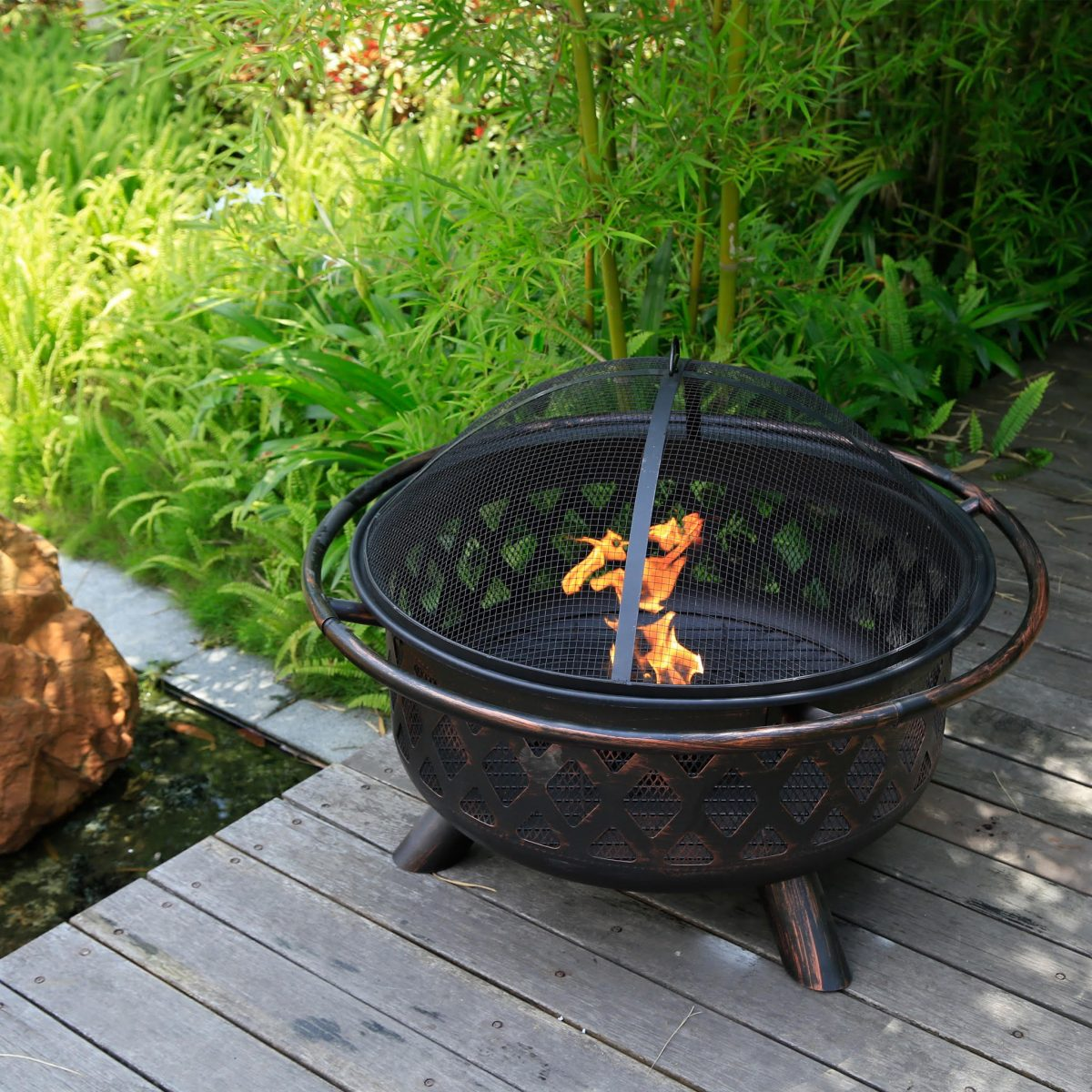 Autumn Night Fire Pit : Ways to use your outdoor fire pit in the fall and winter