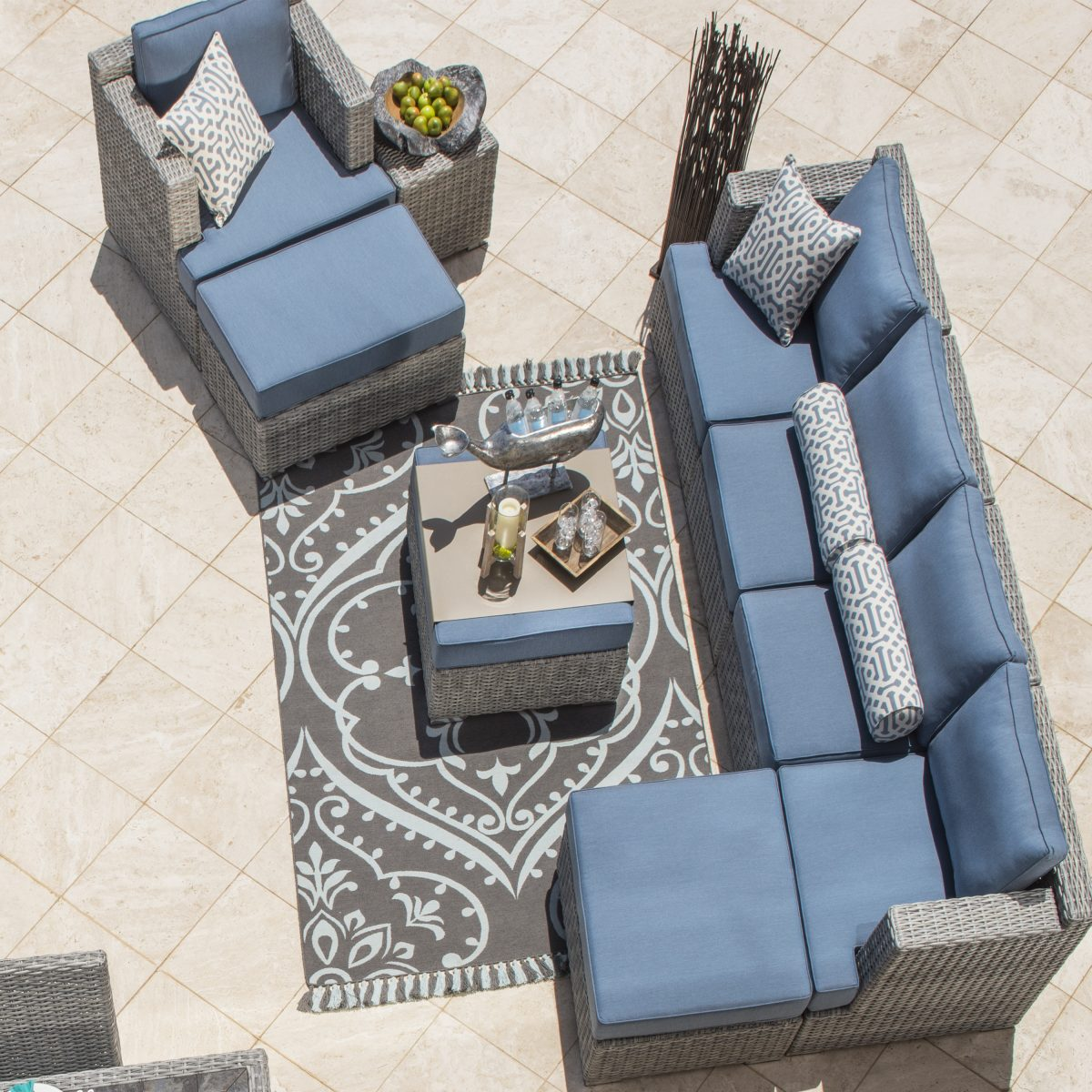 Outdoor patio furniture buying guide final touches