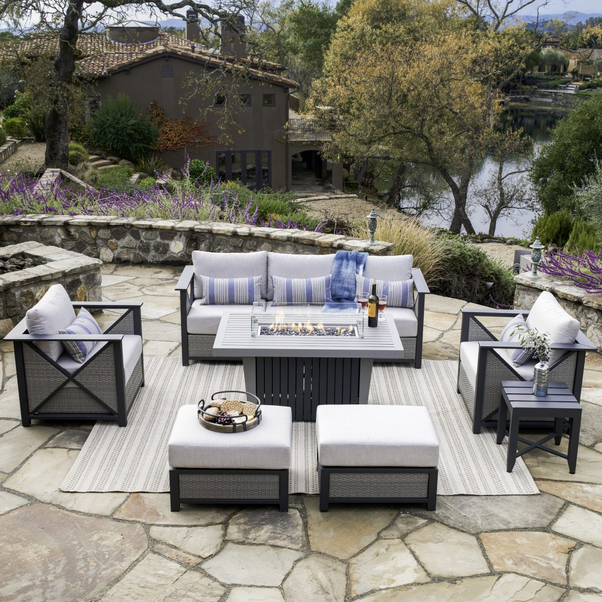 5 backyard must haves - seating