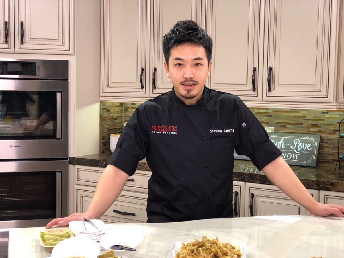 Chef Steven Leung