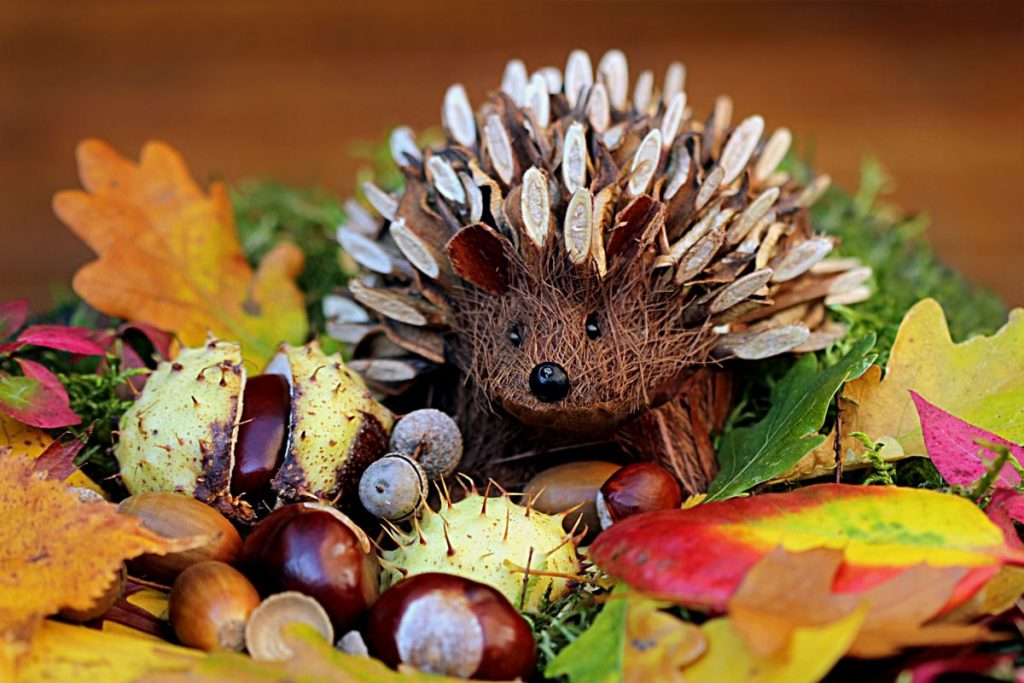 fall outdoor party ideas - fall decor ideas